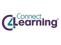 Connect four learning logo
